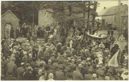 Pèlerinage De Nassogne. Chapelle St.Monon Où Il Fut Martyrisé Le 18 Octobre 630. - Nassogne