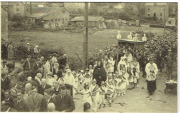 Pèlerinage De Nassogne. St.Monon. - Nassogne