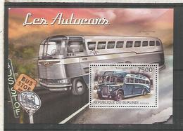 BURUNDI AUTOBUS BUS TRANSPORTE BRISTOL ROYAL - Busses