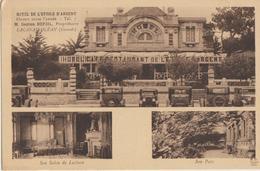 Lacanau-Ocean  33   Hotel De L'Etoile D'Argent ( Mr Gaston DUPHIL Proprietaire-Multivues ) - Autres Communes