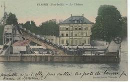 Vilvorde - Vilvoorde - Pont Brûlé - Le Château - Colorisée - RARE - Uit. Decrée Soeurs - Vilvoorde
