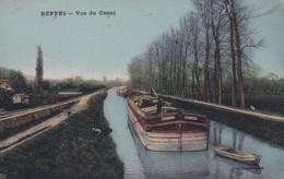 18 Beffe, Vue Du Canal - France