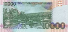 SAO TOME E PRINCIPE P. 66a 10000 D 1996 UNC - Sao Tomé Et Principe