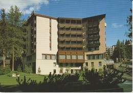 (CH1176) DAVOS. PLATZ . KONGRESS HOTEL DAVOS - GR Grisons