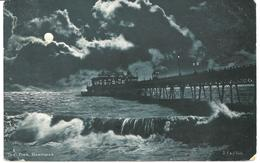 THE PIER HASTINGS - WITH BEXHILL R.S.O. RAILWAY POSTMARK 1903 - Hastings
