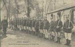 Kölner Jungens, Wache Im Kriegsgefangenenlager Wahn 1914, Feldpostkarte, Cöln, Militär, WWI - Weltkrieg 1914-18