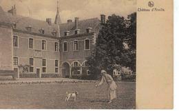 Château D'Arville - Animée - Ed. Dupierreux - Adressée à La Comtesse D'Oultremont - Gesves