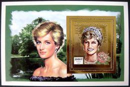 Togo 1997 - Diana Gold Miniature Sheet Mnh - Togo (1960-...)