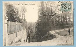 BA0195   CPA  SAINTE-ADRESSE  (Seine Inférieure)  La Solitude   ++++++ - Sainte Adresse