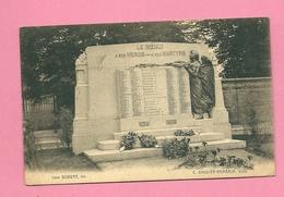 C.P. Le Rœulx =  Monument  1914-1918 - Le Roeulx