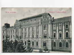 Csíkszereda  Miercurea Ciuc Szeklerburg M. Kir. Törvényház - Romania