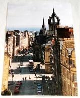 Postcard, Postal, Carte Postale / Scotland, Ecosse - Edinburgh, The Royal Mile And St Gile's Cathedral - Midlothian/ Edinburgh