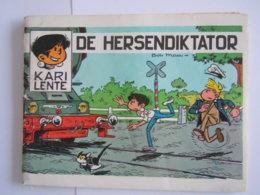 Kari Lente De Heksendiktator Bob Mau Gratis Bij Knorr Form 15,3 X 11,8 Cm - Livres, BD, Revues