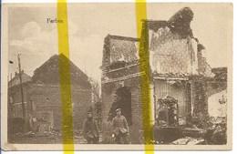 62 PAS DE CALAIS FARBUS Canton ARRAS  CARTE PHOTO ALLEMANDE MILITARIA 1914/1918 WK1 WW1 - Andere Gemeenten