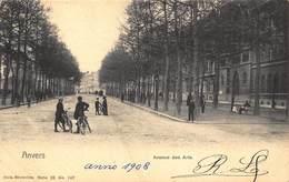 Antwerpen Anvers Avenue Des Arts   Kunstlei ANNO 1908        L 228 - Antwerpen