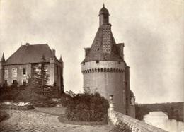 Bonnes 86 Château De Touffou Par Jules Robuchon 320CP02 - Lieux