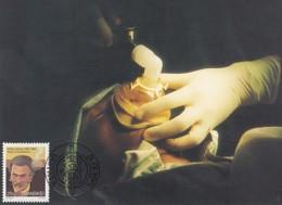 Transkei - Maximum Card Of 1984 - MiNr. 160 - Heroes Of Medicine - William Morton - Transkei