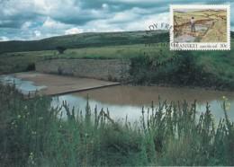 Transkei - Maximum Card Of 1985 - MiNr. 165 - Soil Conservation - Irrigation - Transkei