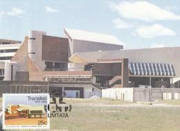 Transkei - Maximum Card Of 1986 - MiNr. 195 - 10 Years Independence - University, Umtata - Transkei