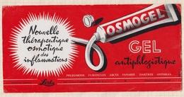 9/48  BUVARD PHARMACIE OSMOGEL LERTA NEUILLY - Produits Pharmaceutiques