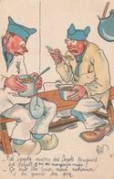 Militaria : Humoristiques : Des Fayots Encore Des Fayots Toujours.......( Illustrateur - MAC ) - Humour