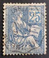 1900, Definitive Issue, France, Empire, Republique Française, *,**, Or Used - 1900-02 Mouchon