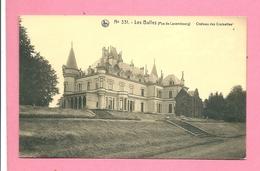 C.P. Les Bulles =  Château  Des  CROISETTES - Chiny