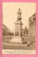 C.P. Les Bulles =  Monuments  1914-1918 - Chiny