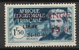 AEF 1944   N° 168  N* Charnière - A.E.F. (1936-1958)