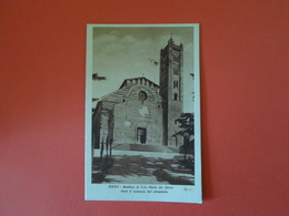 ITALIE   Siena  Basilique  Maria Del Serot Après La Restauration De La Campanole - Siena