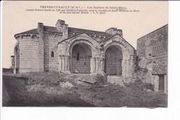 TREVES-CUNAULT -  Les Ruines De Saint-Macé............. - France