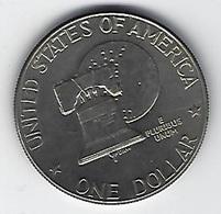 ETATS UNIS ONE DOLLAR 1976 - Émissions Fédérales