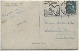 DAGUIN Illustrée La Grave 1952 - Annullamenti Meccaniche (Varie)