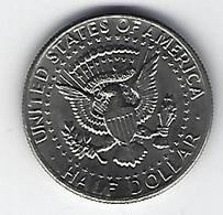 ETATS UNIS HALF DOLLAR 1971 - Émissions Fédérales