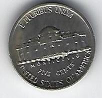 ETATS UNIS FIVE CENTS 1984 - Émissions Fédérales