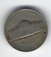 ETATS UNIS FIVE CENTS 1946 - Émissions Fédérales