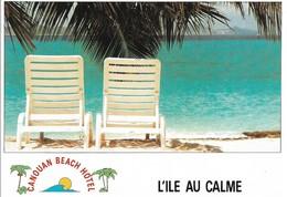 CPM. KINGSTOWN. CANOUAN BEACH HOTEL. L'ÎLE AU CALME. - Saint-Vincent-et-les Grenadines