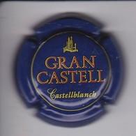 PLACA DE CAVA GRAN CASTELL CASTELLBLANCH (CAPSULE) - Placas De Cava