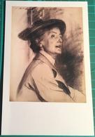 Dame Ethel Mary Smith ~ Composer ~ By John Singer Sargent Black Chalk, 1901 - Singers & Musicians