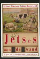 Barneveld - Veluws Museum  - Gelopen Met Postzegel [AA44-1.082 - Netherlands
