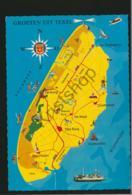 Texel - TOPO  - Gelopen Met Postzegel [AA44-1.092 - Paesi Bassi