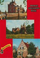 Burgh-Haamstede-Renesse    - Gelopen Met Pz [AA44-1.384 - Netherlands
