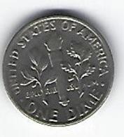 ETATS UNIS ONE DIME 1967 - Émissions Fédérales