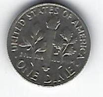 ETATS UNIS ONE DIME 1968 - Émissions Fédérales