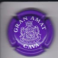 PLACA DE CAVA GRAN AMAT (CAPSULE) - Placas De Cava