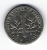ETATS UNIS ONE DIME 1973 - Émissions Fédérales