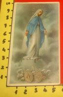 Eb 2/280 Immacolata Della Medaglia Miracolosa  SANTINO - Images Religieuses