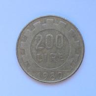 200 Lire Münze Aus Italien Von 1980 (schön Bis Sehr Schön) - 1946-…: Republik