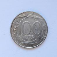 100 Lire Münze Aus Italien Von 1993 (schön) - 1946-…: Republik