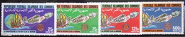 COMORES                   N° 431/434                       NEUF** - Comores (1975-...)